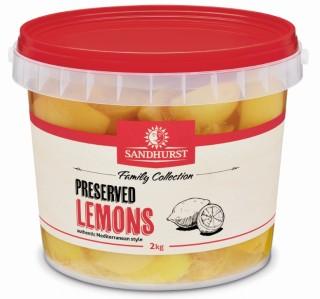 Preserved Lemons Bluerock New Zealand