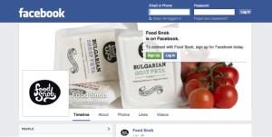 food snob facebook page